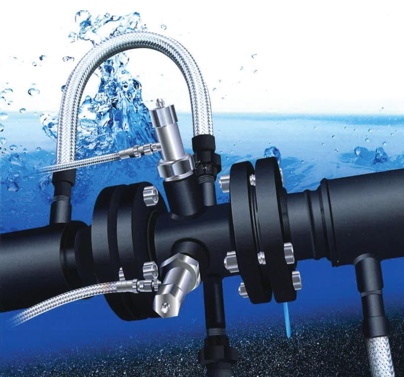 AquaBlack Warm Mix Asphalt System