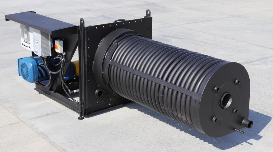 ConVector Maxam Asphalt Heater